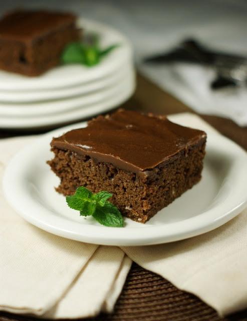 Hersheys Chocolate Syrup Cake#17