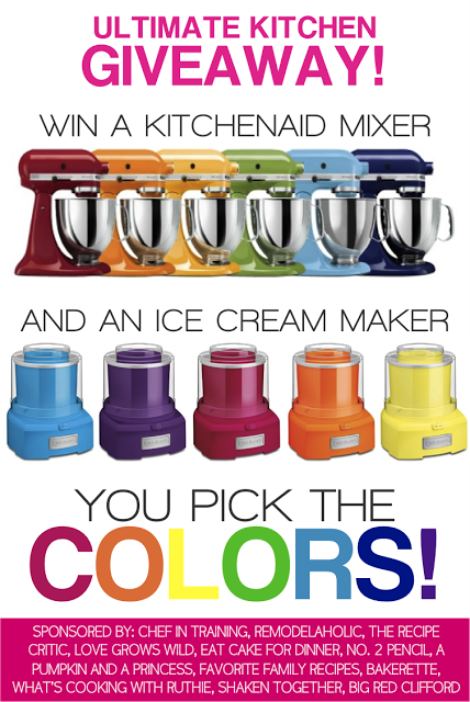 Ultimate Kitchen Giveaway by www.whatscookingwigthruthie.com