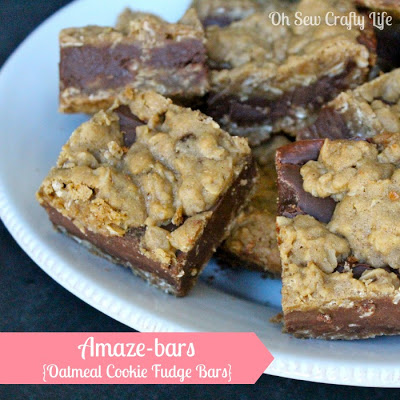 oatmeal cookie fudge#27