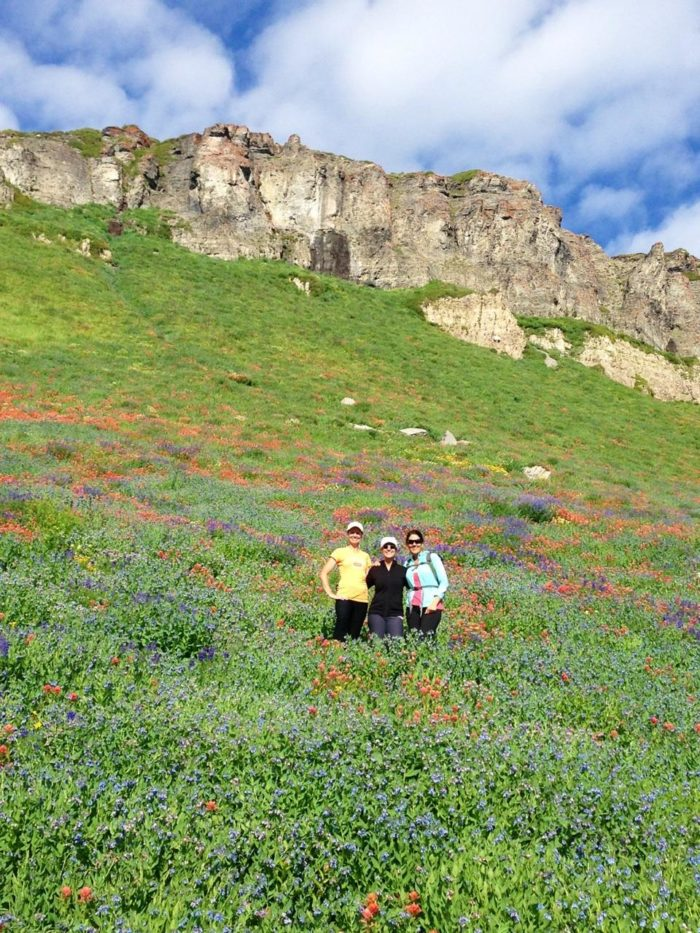 Chat with Ruthie Timp Hike by www.whatscookingwithruthie.com