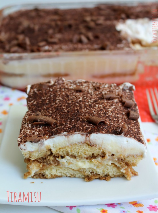 Best Tiramisu Cake In Seattle