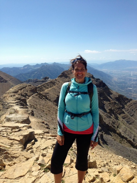 Chat with Ruthie Timp Hike on www.whatscookingwithruthie.com