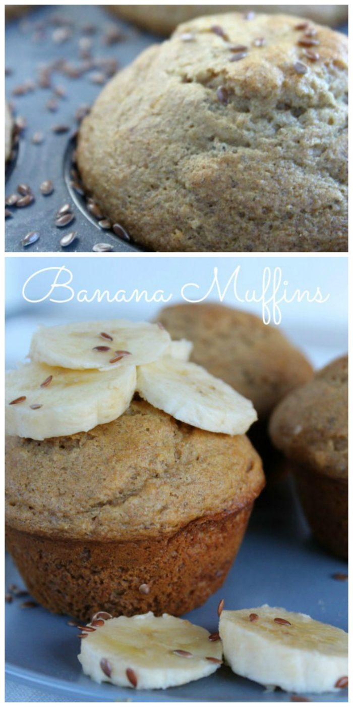 Healthy Banana Muffins Cooking With Ruthie