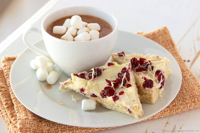 Slow Cooker Hot Chocolate by www.whatscookingwithruthie.com