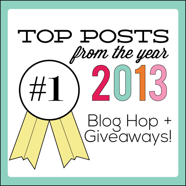 Top 10 Blog Hop and Giveaway on www.whatscookingwithruthie.com