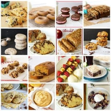 16 Deliciously Sweet and Skinny Recipes by www.whatscookingwithruthie.com