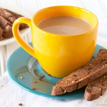 Nutella Biscotti by www.whatscookingwithruthie.com