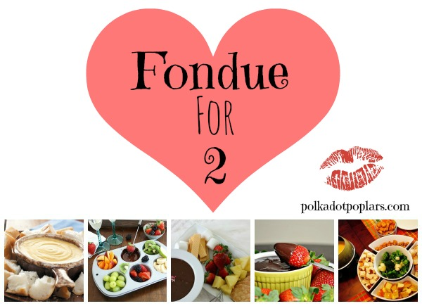 Fondue-Collage