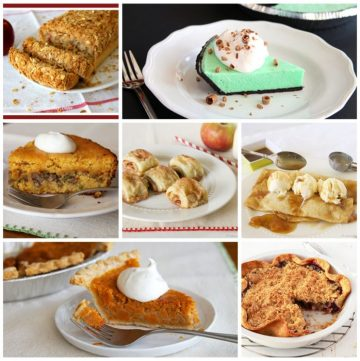 14 Perfect Pie Recipes by www.whatscookingwithruthie.com