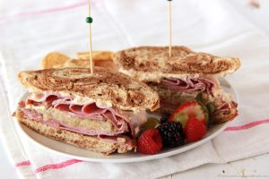 Reuben Sandwich by www.whatscookingwithruthie.com