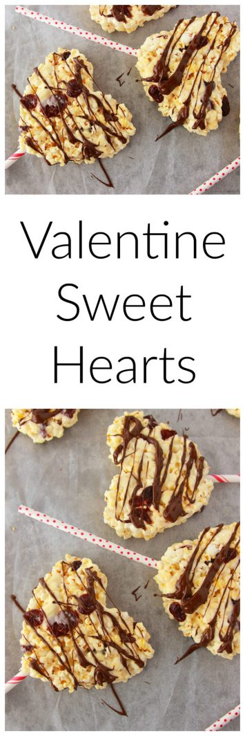 Valentine Sweet Hearts is a fun activity to make with the kids and yummy to share with everyone you love this Valentines Day!