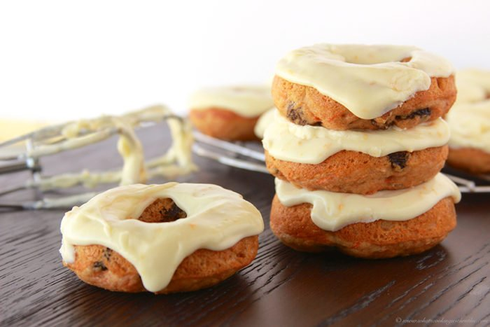 Cake Baked Donuts