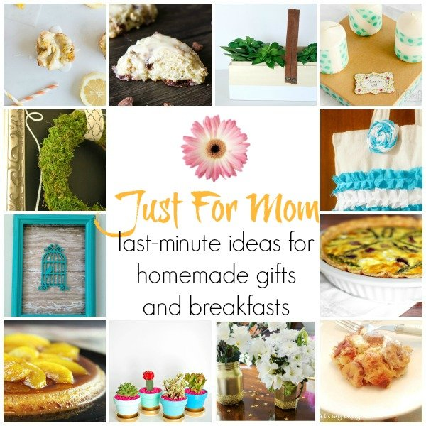 Just for Mom on www.whatscookingwithruthie.com