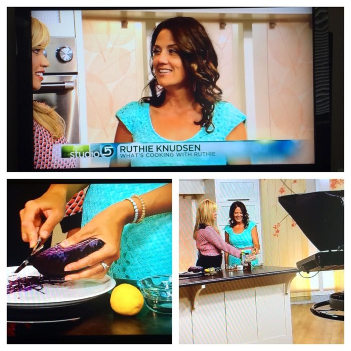 Studio 5- 10 Food Prep Shortcuts on www.whatscookingwithruthie.com