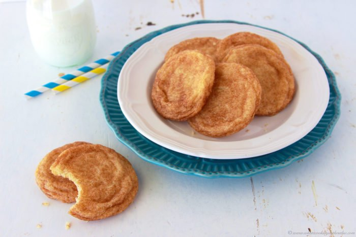 Snickerdoodle Cookies by www.whatscookingwithruthie.com
