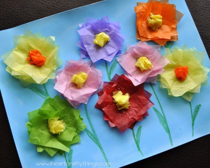 Paper Flower Craft Youtube