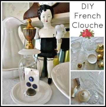 DIY French Clouche by www.madebypinterest.com on www.cookingwithruthie.com