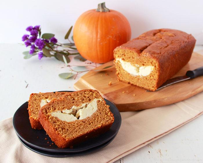 Pumpkin Bread Cake Recipe