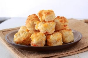 Cheddar Bay Biscuits by www.cookingwithruthie.com are the BEST biscuits ever!