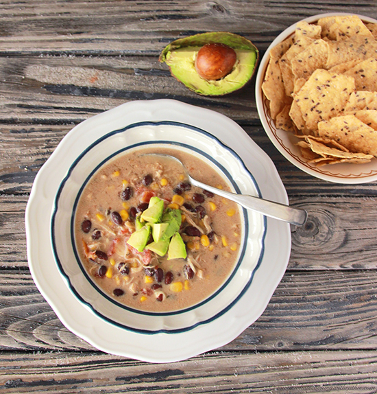 slow-cooker-chicken-taco-soup*