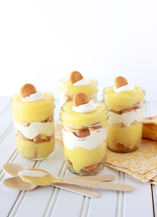 Banana Pudding Cake From Golden Corral
