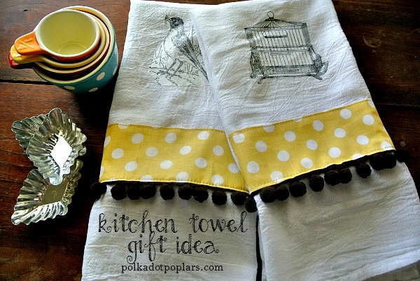 How To Store Kitchen Towels