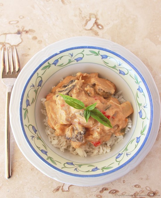 Curry Chicken Calories Chinese Food