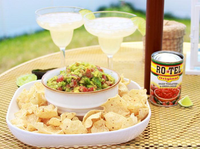 Rockin Guac is simply delicious and puts the fun back in your Cinco de Mayo fiesta!