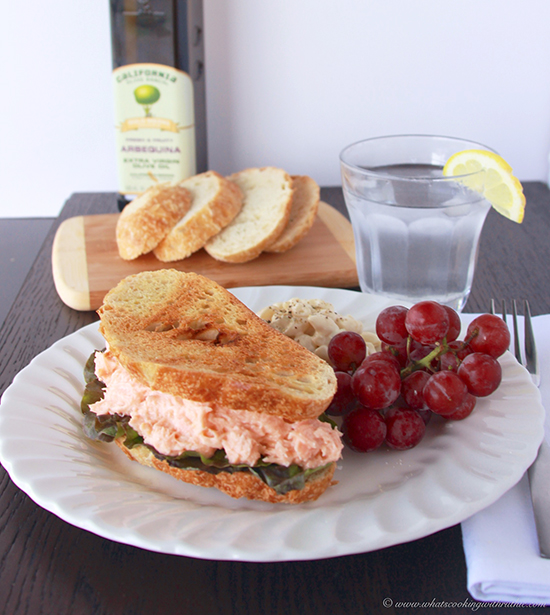 Quick Leftover Salmon Salad Recipes — Dishmaps