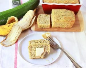 Sourdough Banana Zucchini Bread Cooking With Ruthie