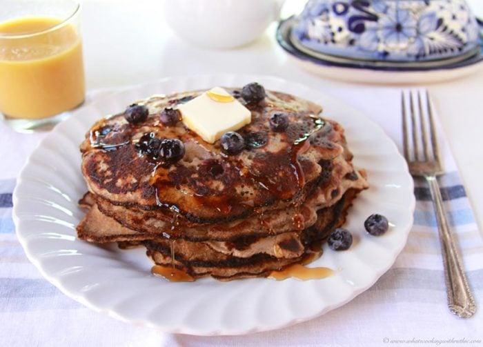 *sourdough-blueberry-pancakes 1