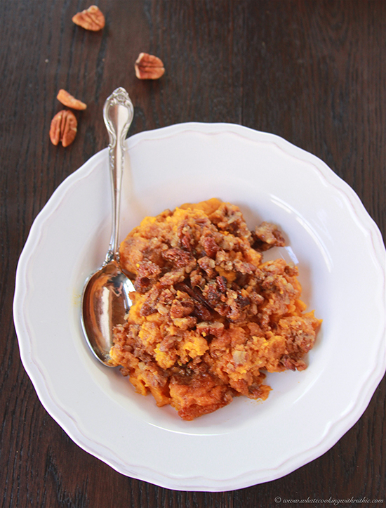 candied pecans sweet potato pie with maple candied pecans recipes ...