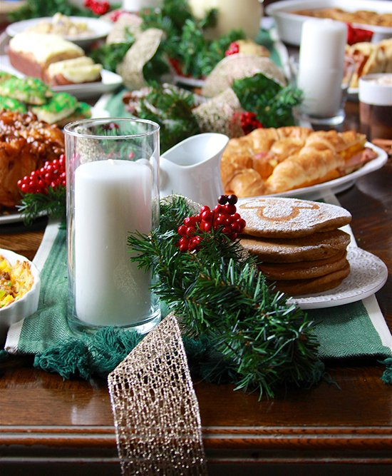 15 Christmas Breakfast Ideas: 15 Holiday Brunch Recipes