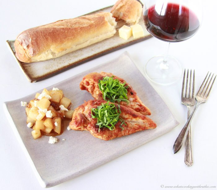 Dinner for Two on www.cookingwithruthie.com is a delicious collection of recipes to inspire some of that Valentine's Day romance in your life. Overstock Farmers Market #spon