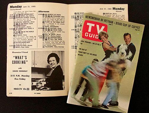 gram's tv guide adsm**