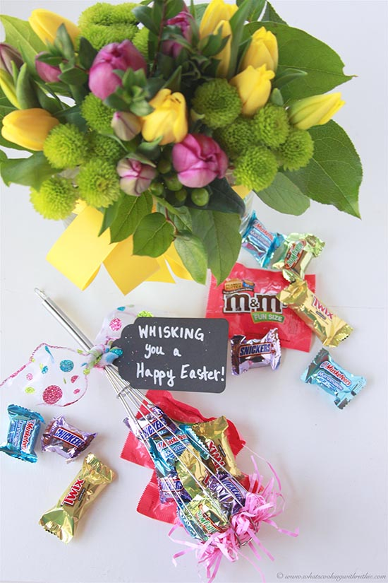 M&M Easter Nests on www.cookingwithruthie.com will bring you're family and friends this spring!
