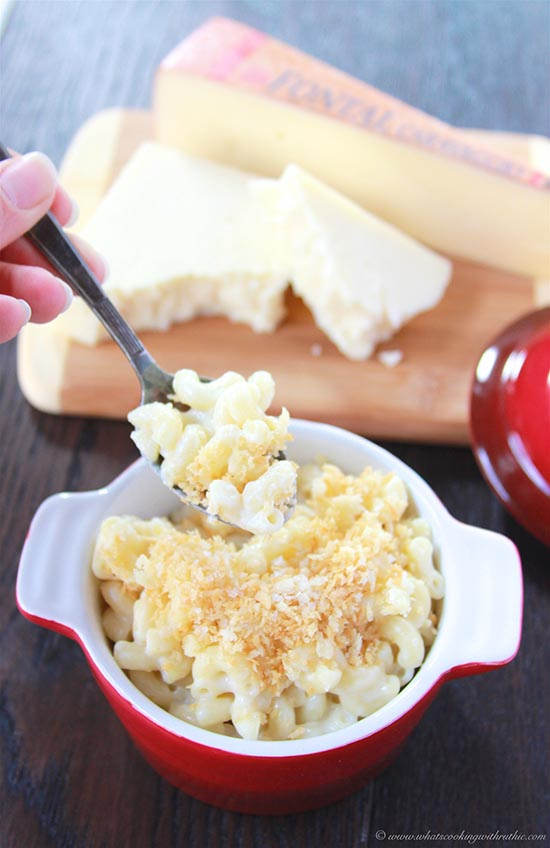 Black Truffle Mac And Cheese The Kitchen