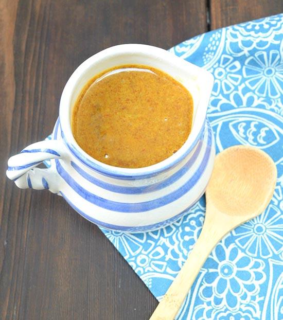*Honey-Mustard-Marinade