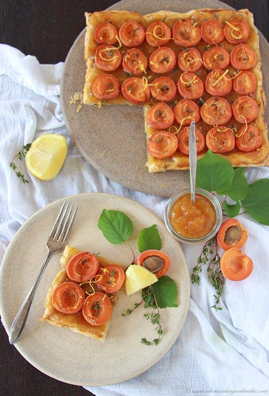 **apricot-thyme-lemon-tart 3