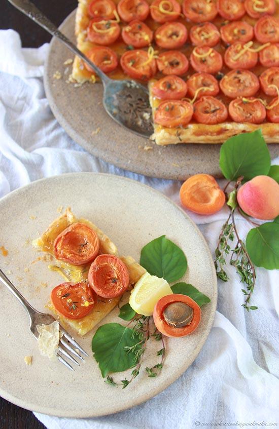 **apricot-thyme-lemon-tart 5