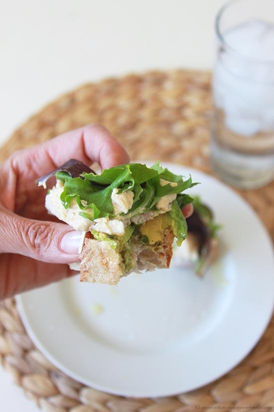 Open Faced Turkey Sandwich Recipe Food Network
