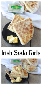 Irish Soda Farls