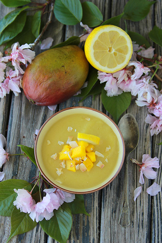 Chinese Mango Coconut Pudding and what to see in Beijing, China! www.cookingwithruthie.com