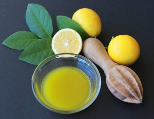 Lemon Olive Oil Dressing