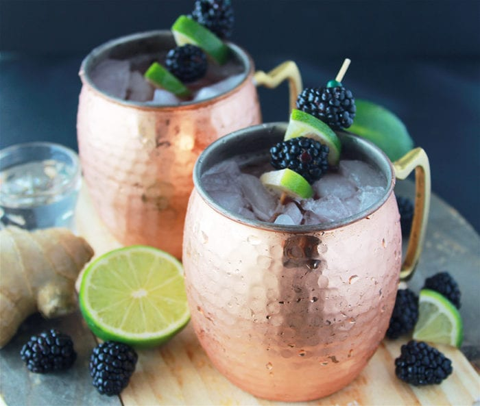 Blackberry Lime Mules 2 3