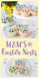 Mms® Easter Nests 1