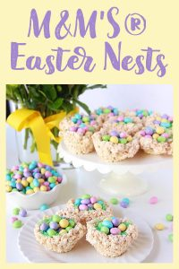 Mms® Easter Nests 2