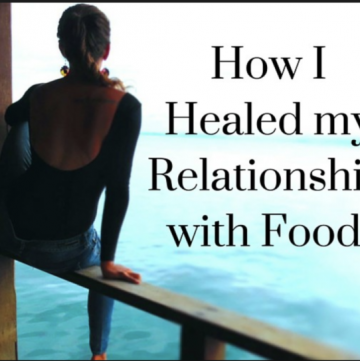Honesty Hour: Healthy Weight Loss, tells the journey of going from a toxic relationship with food, to a healthy and loving relationship with food! www.cookingwithruthie.com