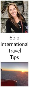 Solo International Travel Tips
