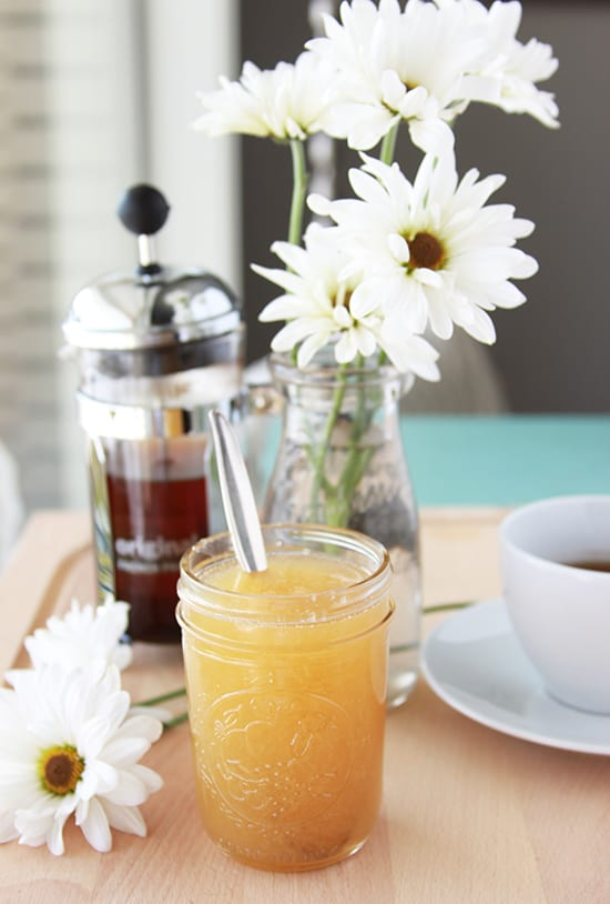 Homemade Butter Syrup will make you famous! It's the best!! www.cookingwithruthie.com
